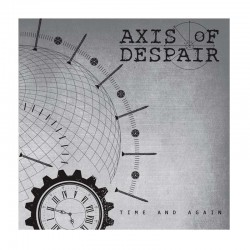 "AXIS OF DESAPAIR - Time And Again 7 ""EP"