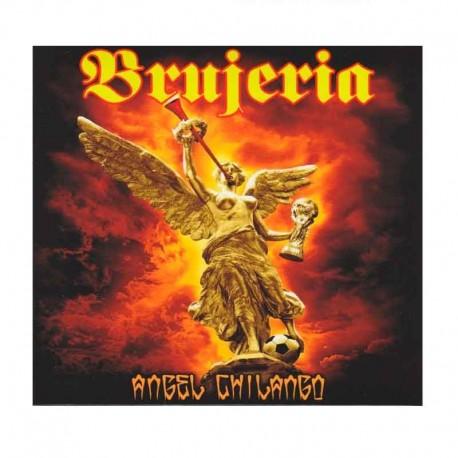 "BRUJERIA - Angel Ghilango 7"" White"