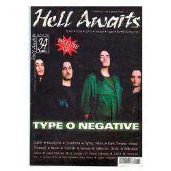 REVISTA HELL AWAITS Nº34
