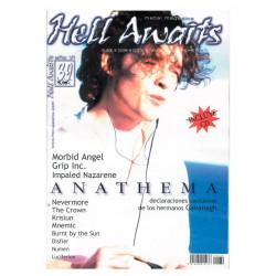 REVISTA HELL AWAITS Nº39