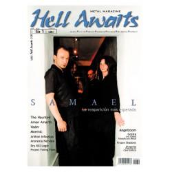 REVISTA HELL AWAITS Nº51