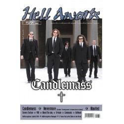 REVISTA HELL AWAITS Nº57