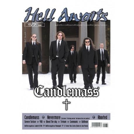 REVISTA HELL AWAITS Nº57