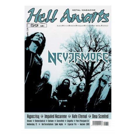 REVISTA HELL AWAITS Nº59