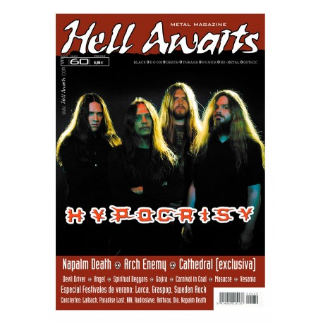 REVISTA HELL AWAITS Nº60