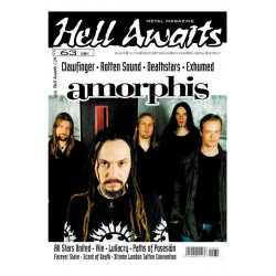 REVISTA HELL AWAITS Nº63