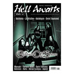 REVISTA HELL AWAITS Nº66