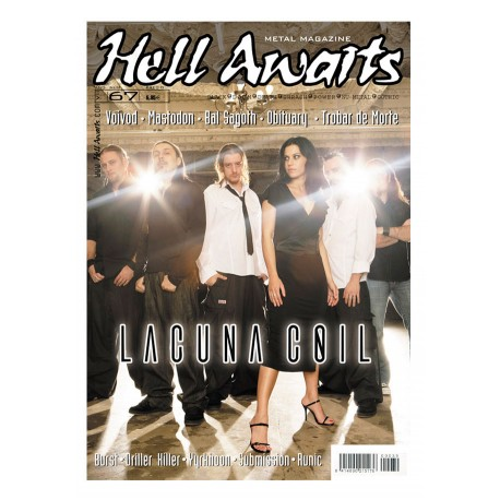 REVISTA HELL AWAITS Nº67