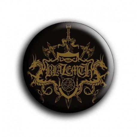 Chapa BLAZEMTH (Logo dorado)