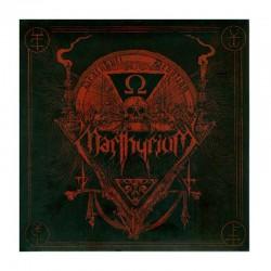 "MARTHYRIUM/ERED - ""Psalms of Plagues & Cult of Death"" 7"""