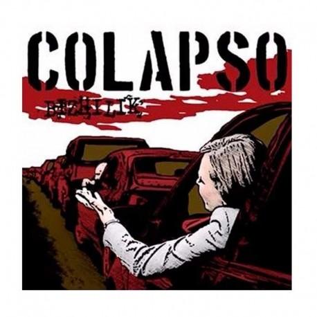 """COLAPSO - Bizihilik 7"""" EP"""