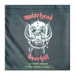 "MOTÖRHEAD - Overkill (Exclusive Version) Etched, Ed.limitada, Rojo 7"""