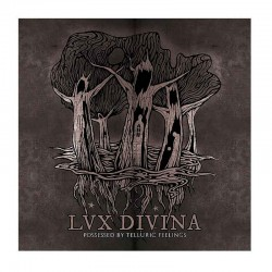 LUX DIVINA -Possessed By Telluric Feelings 12""
