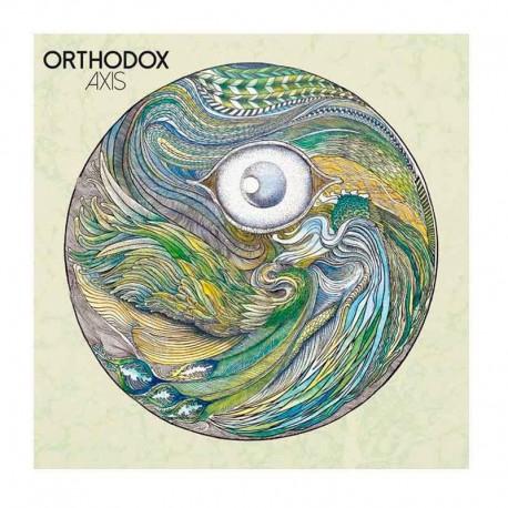 ORTODOX - Axis CD Digipack