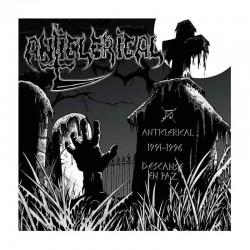 ANTICLERICAL - Anticlerical 1991 - 1996: Descanse En Paz CD