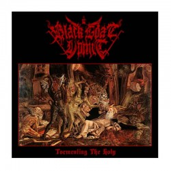 BLACK GOAT VOMIT - Tormenting The Holy CD