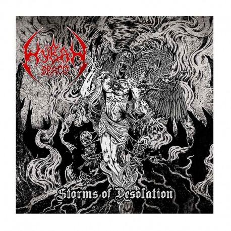 HYBAN DRAGO - Storms of Desolation CD