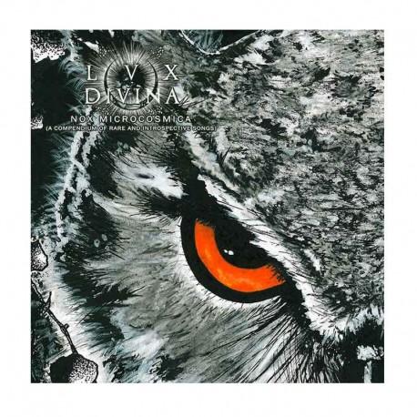 LUX DIVINA - Nox Microcosmica (A Compendium of Rare and Introspective Songs) CD Ltd