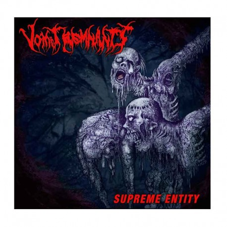 VOMIT REMNANTS - Supreme Entity  LP
