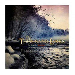 IN THE THOUSAND LAKES - The Memories That Burn CD Compilación