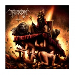 TRIFIXION - A Utopia For The Damned CD