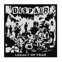 DISPAIR ‎– Legacy Of Fear LP