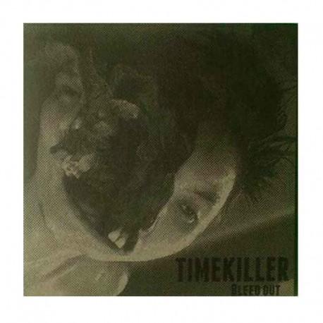 "TIMEKILLER - Bleed Out  7"" EP"
