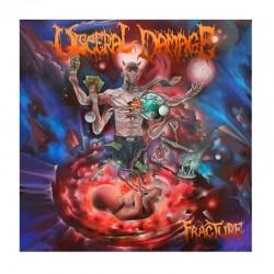 VISCERAL DAMAGE - Fracture CD