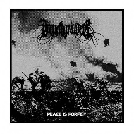 TRENCHGRINDER - Peace Is Forfeit CD Album