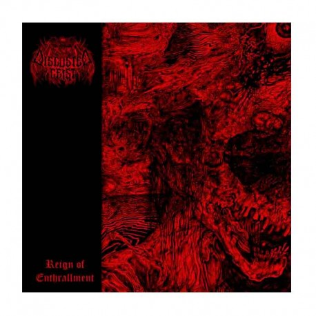 DISGUSTED GEIST - Reign of Enthrallment CD, Mini-Album, Edición limitada