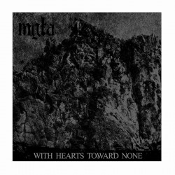 MGLA -With Hearts Toward None  CD