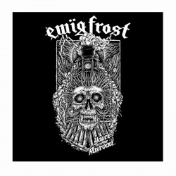 "EWIG FROST - The Railroad To Hell 7""EP (Ed. Limitada numerada)"