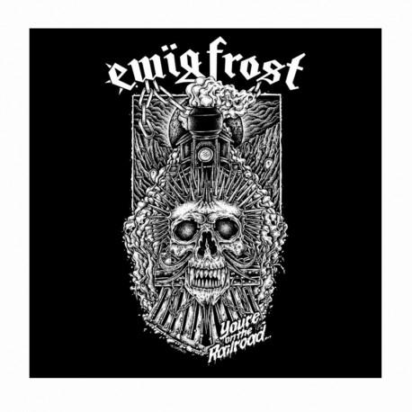 "EWÏG FROST - The Railroad To Hell 7""EP (Ed. Limitada numerada)"