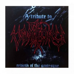 VARIOS - A Tribute To Vomitory CD