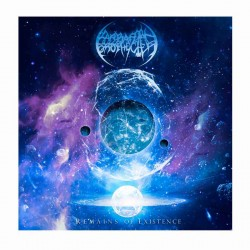 """BARBARIAN PROPHECIES - Remains Of Existence 10"""" EP + CD EP"""
