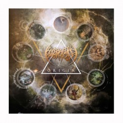 BARBARIAN PROPHECIES - Origin LP