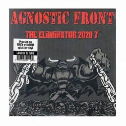 "AGNOSTIC FRONT - The Eliminator 2020 7"" + Figura"