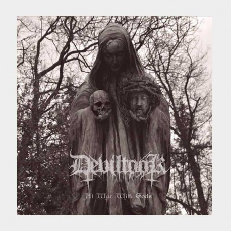 DEVILTOOK - At War With Gods CD