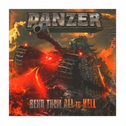 THE GERMAN PANZER - Send Them All To Hell 2LP