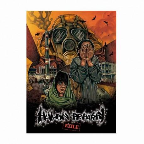 HUMAN ASHTRAY - Exile CD Digipack