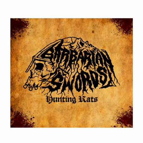BARBARIAN SWORDS - Hunting Rats CD Digipack