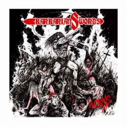 BARBARIAN SWORDS -Worms CD Ed. Limitada