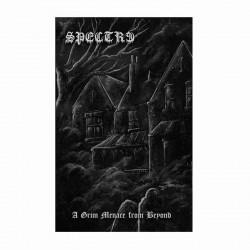 SPECTRE - A Grim Menace From Beyond Cassette Ed. Limitada