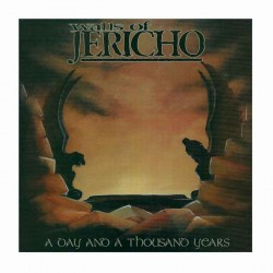 WALLS OF JERICHO - A Day And A Thousand Years 7""