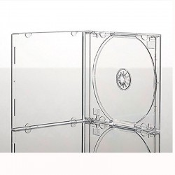 JEWEL CASE - (PACK 10 unidades)
