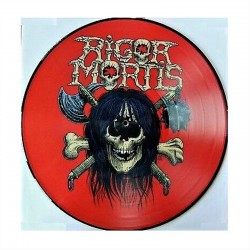 RIGOR MORTIS - Rigor Mortis LP Picture Disc, Ed. Ltd.