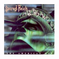 SACRED REICH - The American Way 2LP Ed. Ltd. Vinilo Naranja