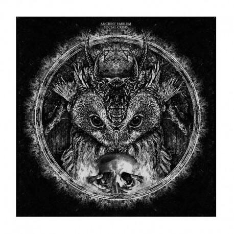 ANCIENT EMBLEM/SOCIAL CRISIS - Ancient Emblem / Social Crisis LP