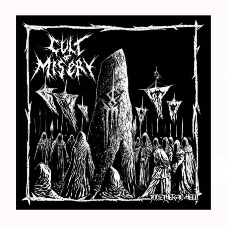 """LUCIFUGE - The One Great Curse 12"""""""