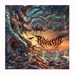 REVULSED - Infernal Atrocity LP Ed. Ltd.